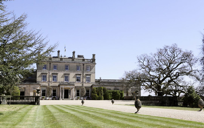 somerley house : luxury wedding venue