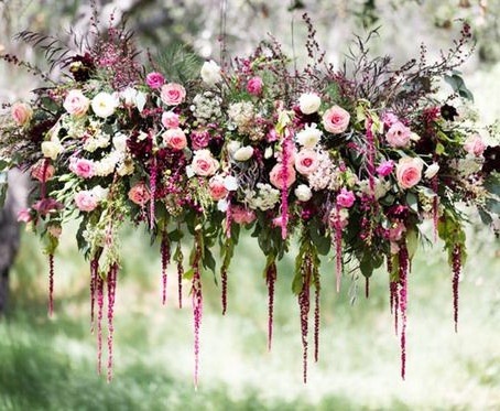 floral trends & ideas for 2017