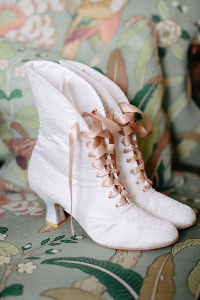 Winter Wedding Footwear