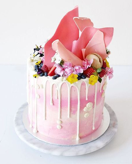 wedding cake eye candy