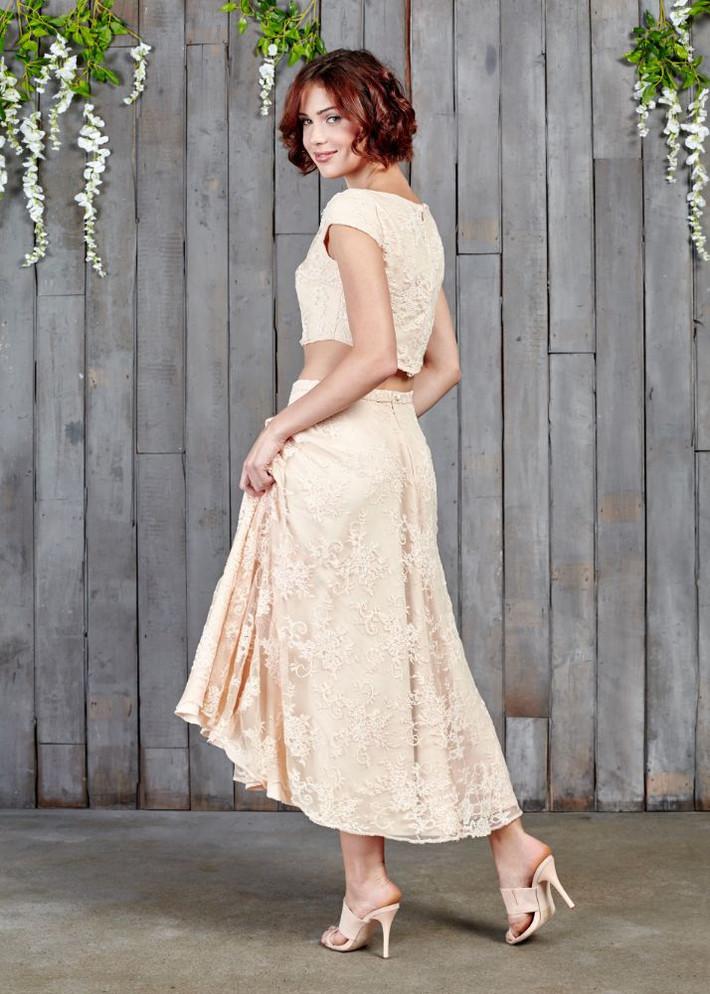 the fashion forward bride