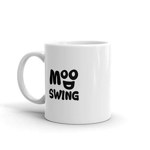 Mood Swing White Mug