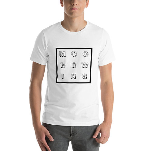 Square Mood Swing Short-Sleeve Unisex T-Shirt