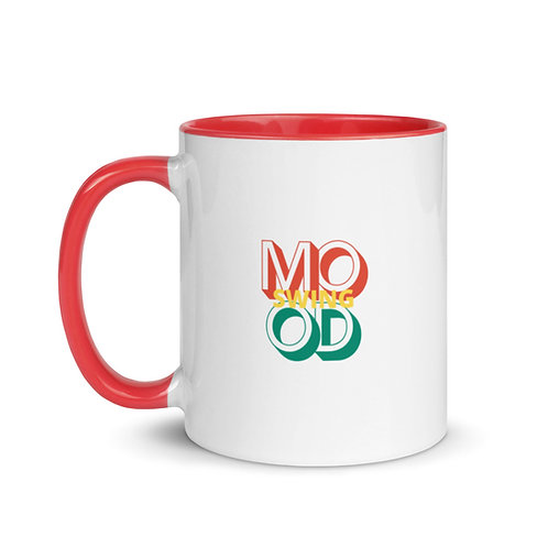 Mood Swing Mug with Color Inside