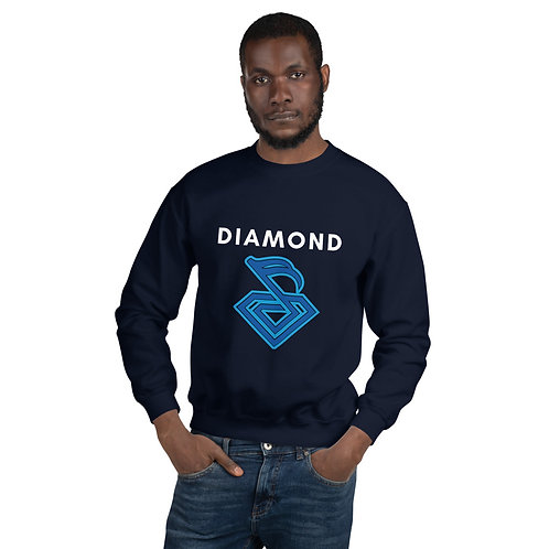 Diamond Unisex Sweatshirt