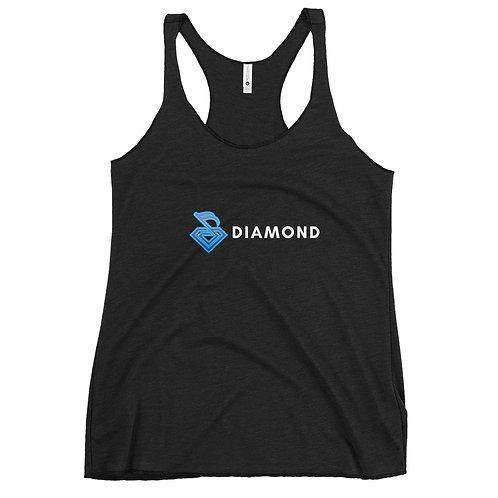 Diamond Standard Women's Racerback Tank