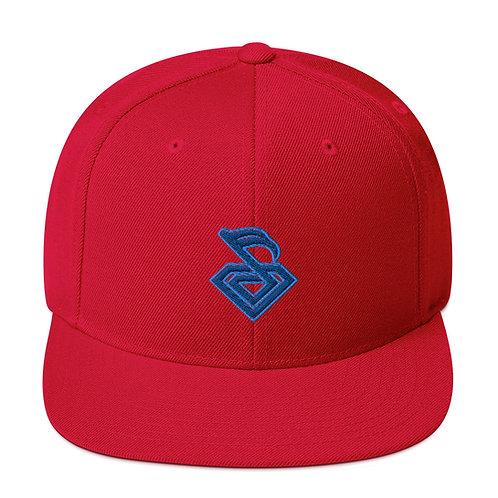 Diamond Snapback Hat