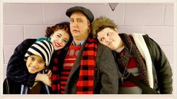 The fabulous Farkuses! Franklin, Elaine,