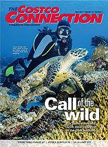 The Costco Connection May 2017 cover