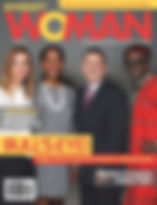 Diversity Woman magazine cover Spring 2018