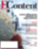 EContent magazine cover March/April 2017