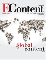Cover of EContent July/Aug 18 issue
