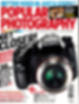 Popular Photography cover - Sept. 2014