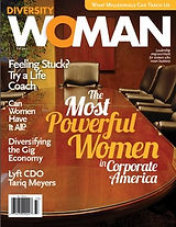 Diversity Woman's Fall 2017 Cover