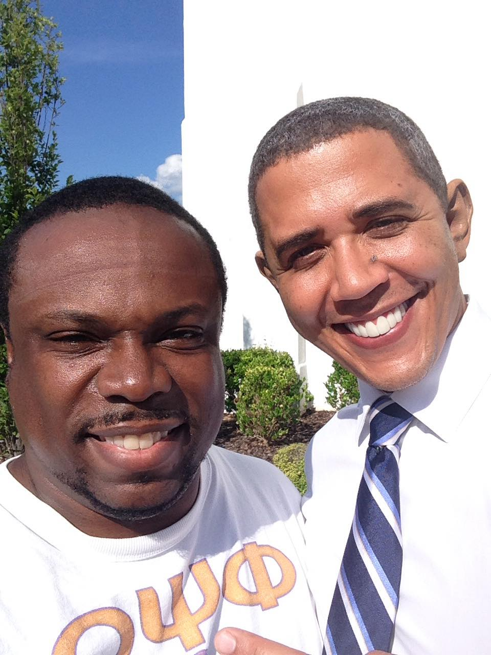 Obama Impersonator - Comic Reggie Brown