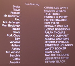 Film credit on movie DIRTY SOUTH HOUSE ARREST - 2017