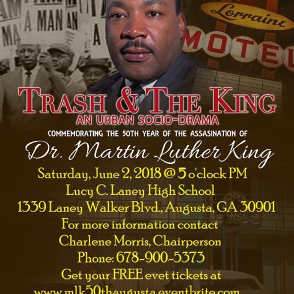 "SocioDrama ""Trash & The King""/Dream Keepers Awards"