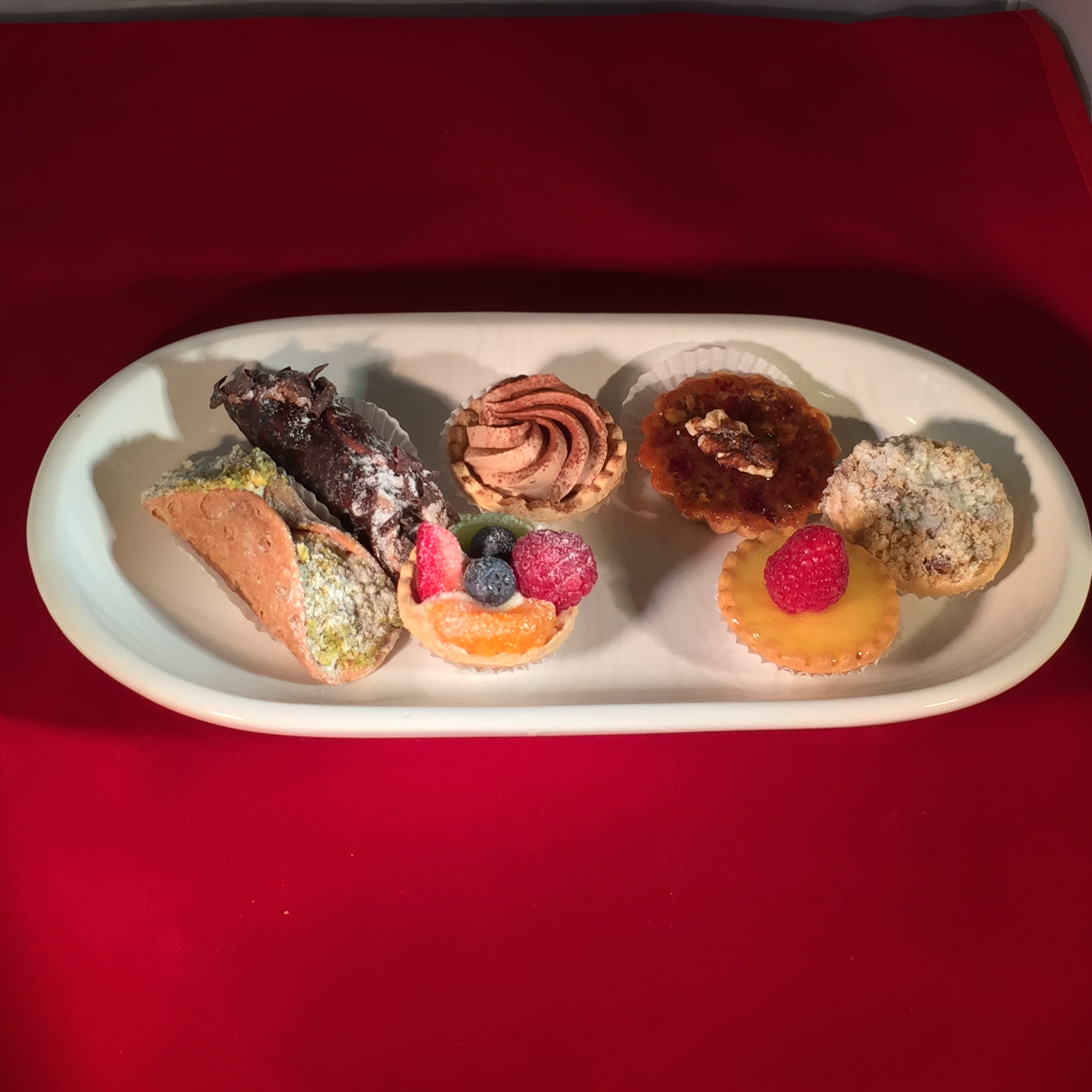 Petit Fours & Small Bites