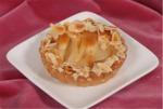Pear Frangipan tart