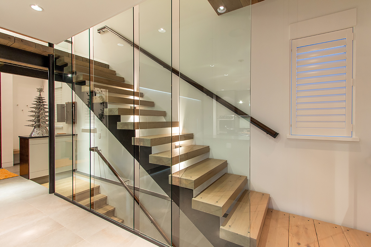 GREEHEY STAIR CASE