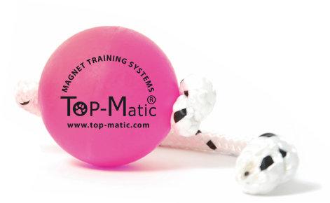 Top-Matic Fun Ball Puppy SUPER SOFT Pink