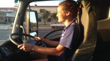Tori Van Vegchel's 1st Drive