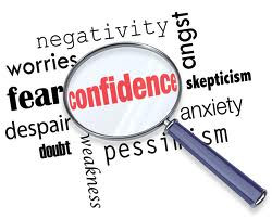 Lesson Two - CONFIDENCE