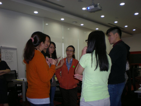 Another workshop on Critical Thinking Skills for a MNC