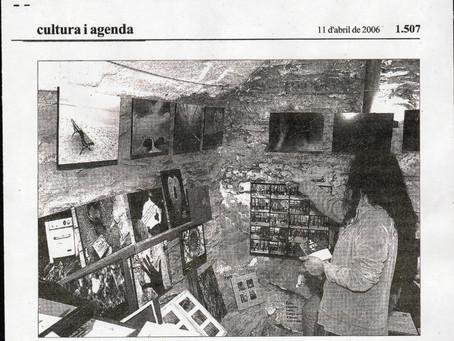 Associació cultural LLUMFORN CADAQUÉS (2006)