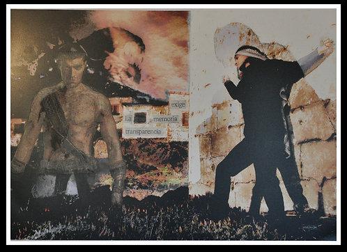 """""""La memória exige transparencia"""" (2014)"""