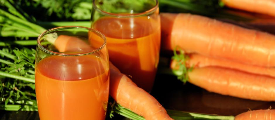 Antoinette's Turmeric Carrot Juice