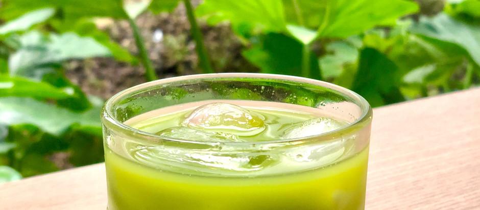 Antoinette's Detox Green Lemonade