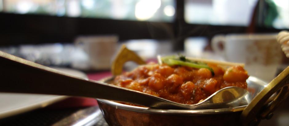 Curry Chickpea Quinoa Salad