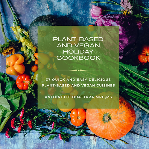 37 Plant-Based and Vegan Holiday Recipes (Ebook)