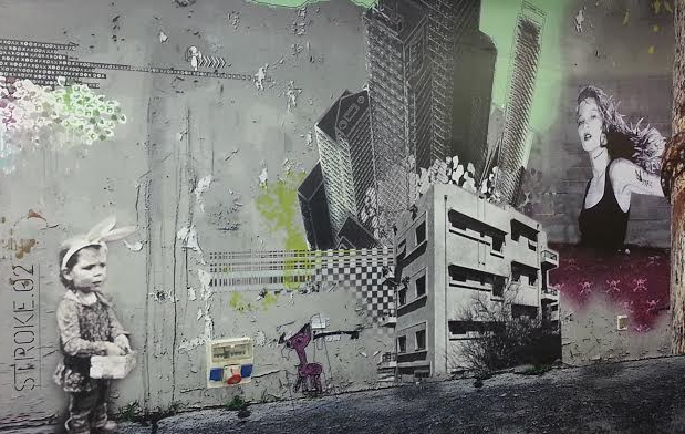 Urban Collage