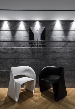 Metal cutting logo Anodized & Black