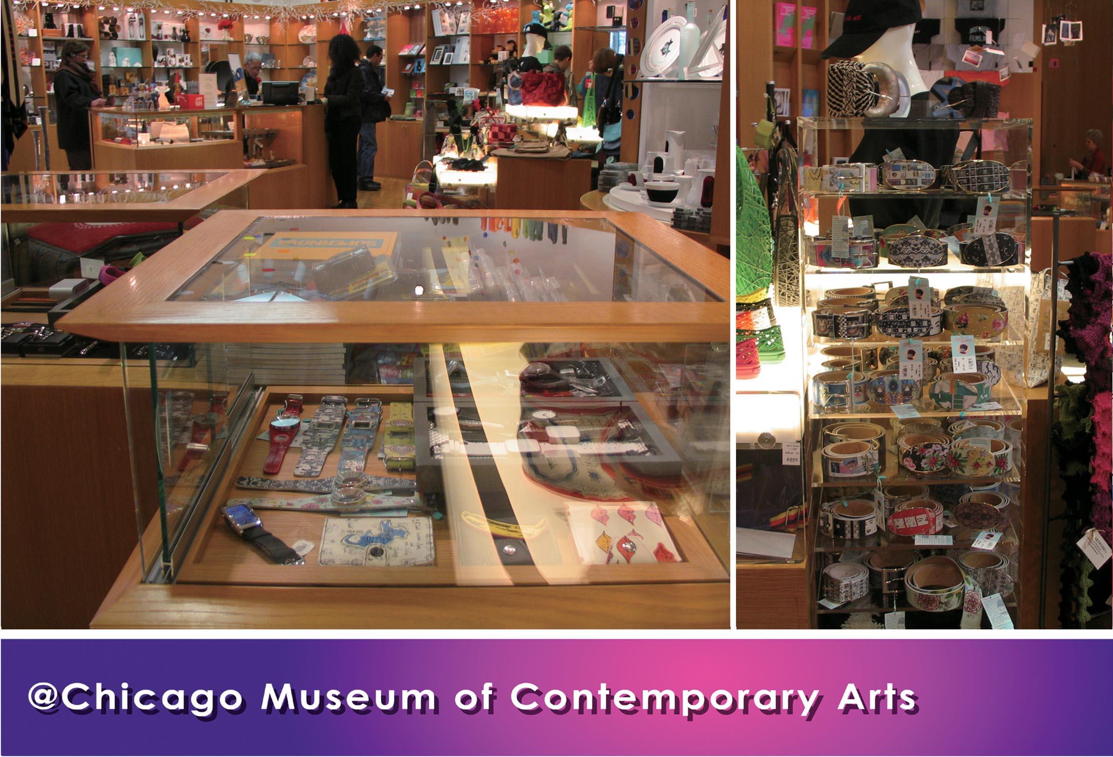 Chicago Museum of Contemporary arts