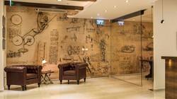Design for the Bentav office.