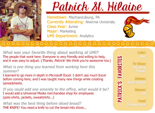 Intern Spotlight: Part 3 of 5