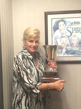 2018 Jimmy Award Winner: Ann Shields