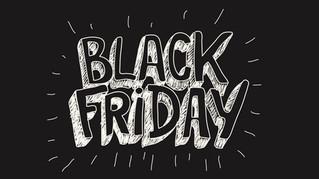 Black Friday Shopping: Sofa or Store?