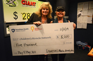 13th Annual Pay 4 Play Radiothon