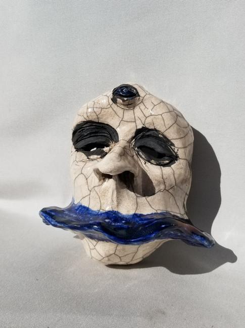 Silence, Ceramic, 2009