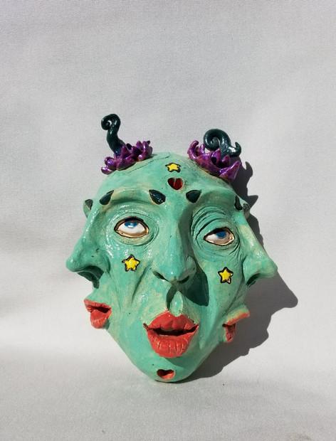 Freak, Ceramic, 2017
