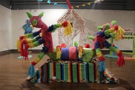 Pinata- The Child and the Adult Selves are Intertwined