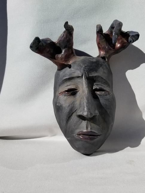 Sadness, Ceramic, 2009