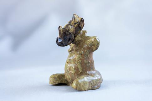 Helpless, Ceramic, 2012