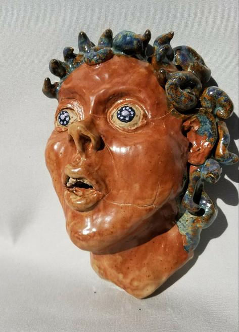 Shock, Ceramic, 2017
