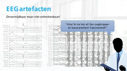 Practice your EEG artefact recognition skills
