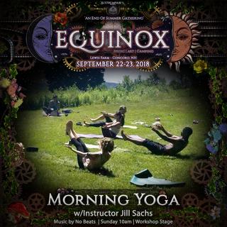 Morning Yoga w/ Jill Sachs